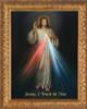 Church-Sized Divine Mercy Canvas Framed