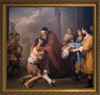 Prodigal Son by Murillo - Gold Framed Art