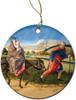 Flight into Egypt Ornament