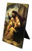 Jesus with the Children Vertical Desk Plaque