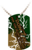 """""""Doing It All"""" Hunting Dog Tag"""