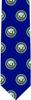 Navy Pattern Tie