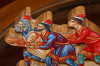 Icon Nativity Set