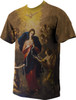 Mary Undoer of Knots Full Color T Shirt