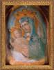 Mater Ecclesiae - Original Unrestored - Gold Framed Art
