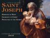 Catholic Liturgical Calendar 2019: Saint Joseph