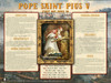 Pope Saint Pius V Explained Poster