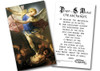 FREE Saint Michael the Archangel Holy Cards (pack of 50)