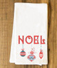 Noel Tea Towel