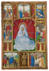 Seven Sorrows of Mary Cloister Collection Catholic Icon Plaque
