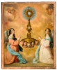 The Eucharist by Francisco de Zurbarán Cloister Collection Catholic Icon Plaque