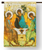 Holy Trinity Angels Outdoor House Flag