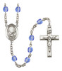 Hand-Made Silver Plate  Holy Spirit Rosary