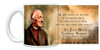 """Man Would Do Nothing"" St. John Henry Newman Mug"