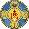 Holy Name Emblem Decal