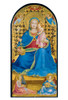 Virgin of Humility by Fra Angelico Print