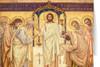 The Eucharist by Viktor Vasnetsov Greeting Card