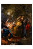 The Betrayal of Christ by Anthony van Dyck Print