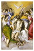 The Trinity by El Greco Print