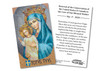 FREE Mary Mother of our Church Consecration Holy Cards (pack of 50)