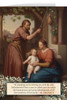 """Vintage """"Fatherhood of God"""" Father's Day Greeting Card"""
