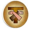 Franciscan Emblem Outdoor Plaque