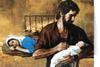 St. Joseph Fatherhood Christmas Cards  (25 Cards)