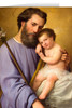 Commemorative St. Joseph Greeting Card
