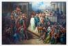 Christ Leaving the Praetorium by Gustave Doré Print