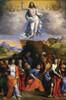 LIMITED EDITION Ascension of Christ Framed Art