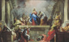 LIMITED EDITION Pentecost by Jean II Restout in Assorted Frames
