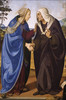 LIMITED EDITION Visitation of Mary and Elizabeth in Assorted Frames