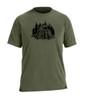 CORAGGIO Axe & Stump T-Shirt