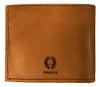 """Wonderful Adventure"" Bi-Fold Leather Wallet"