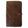 CORAGGIO Axe & Stump Rustic Leather Journal Cover