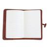 CORAGGIO Pelican Rustic Leather Journal Cover