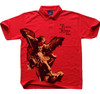 St. Michael the Archangel Polo Shirt