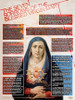 The Seven Sorrows of the Blessed Virgin Mary Explained Poster