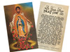 Juan Diego Holy Card