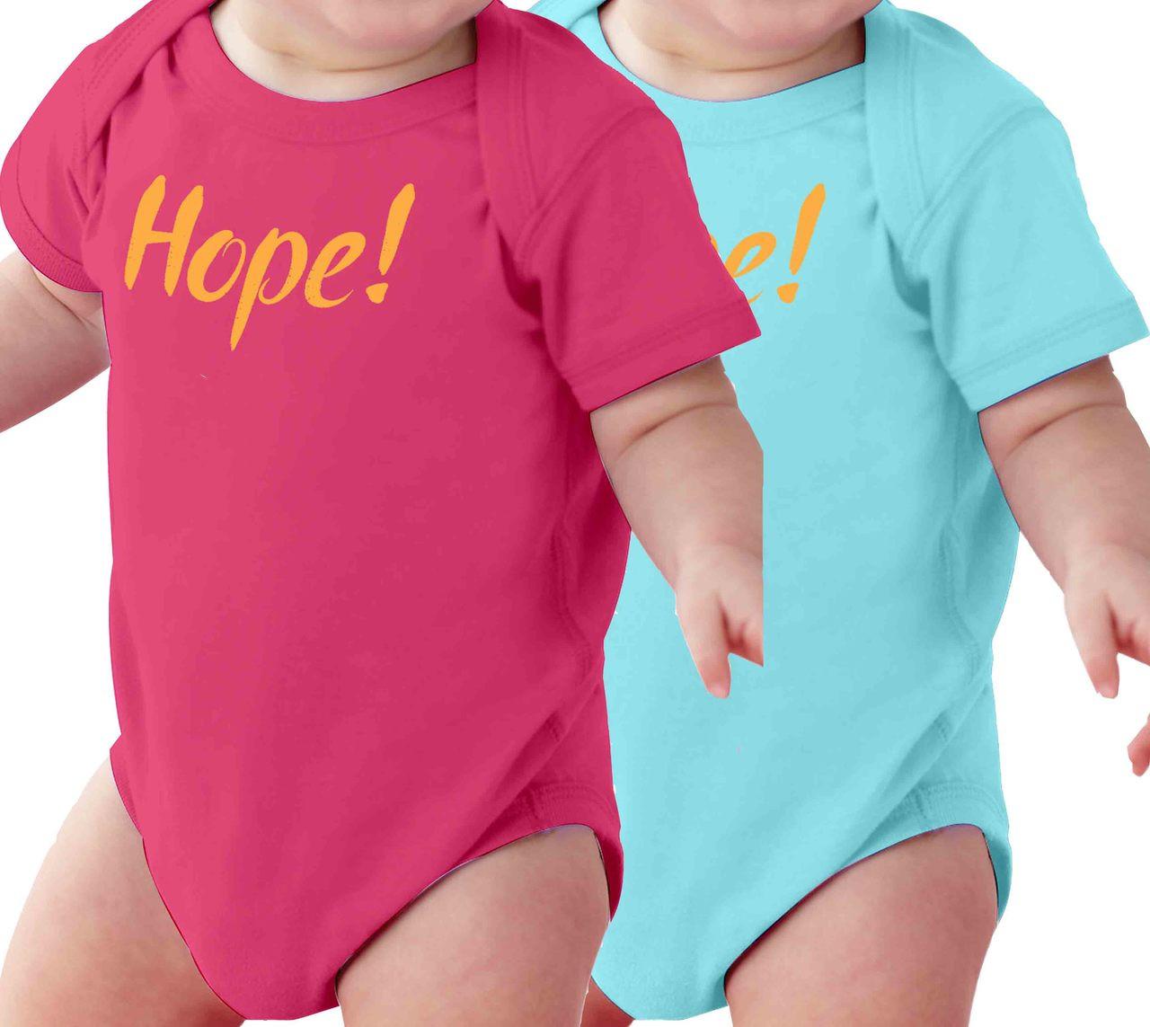 902663dd7 Hope! Baby Onesie - Catholic to the Max - Online Catholic Store