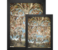 The Last Judgement of Christ
