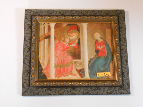 CLEARANCE Annunciation 8x10 Framed Print
