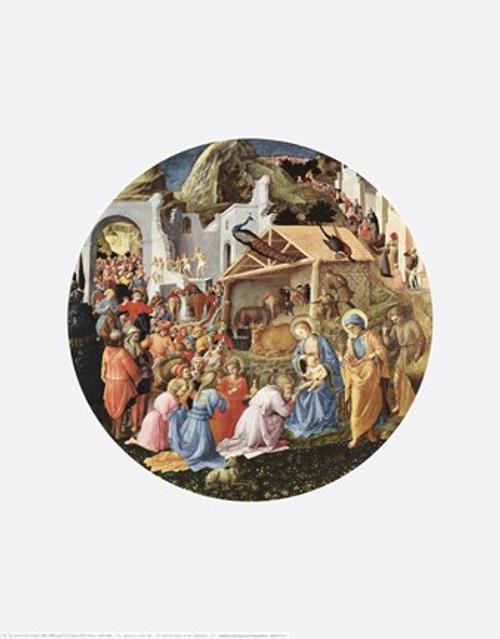 CLEARANCE Adoration of the Magi - Fine Art Print