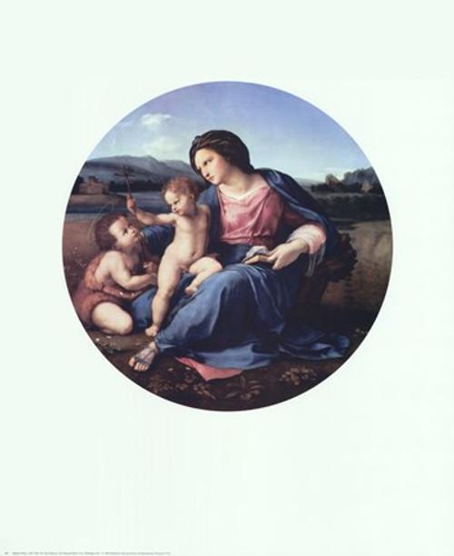 CLEARANCE Alba Madonna - Fine Art Print