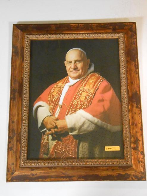 Pope Saint John XXIII 11x15 Framed Print