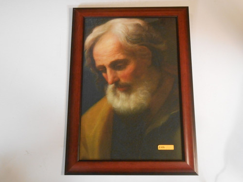 St. Joseph by Guido Reni 12x17 Framed Print