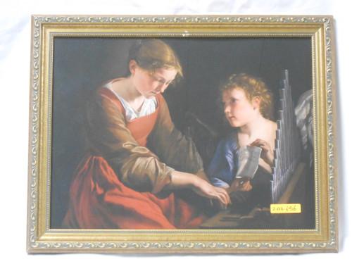 CLEARANCE St. Cecilia 11x15 Framed Print