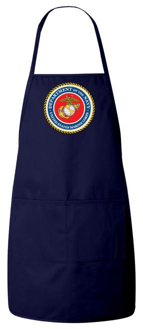 Marines Apron (Navy)