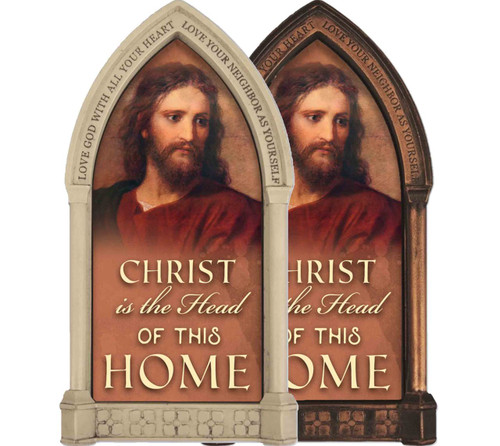Christ at 33 by Hoffman Home Doorpost Blessing