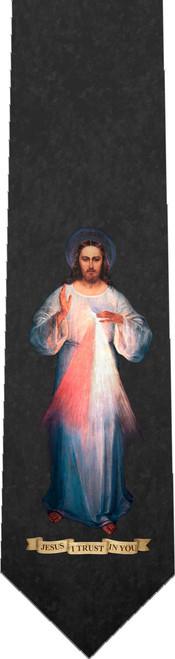 Divine Mercy Vilnius Original Tie